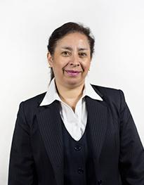 Susana Alarcón Administrativa Ciencia y Tecnología de los Alimentos