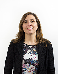 Verónica Pérez Administrativa Decanato